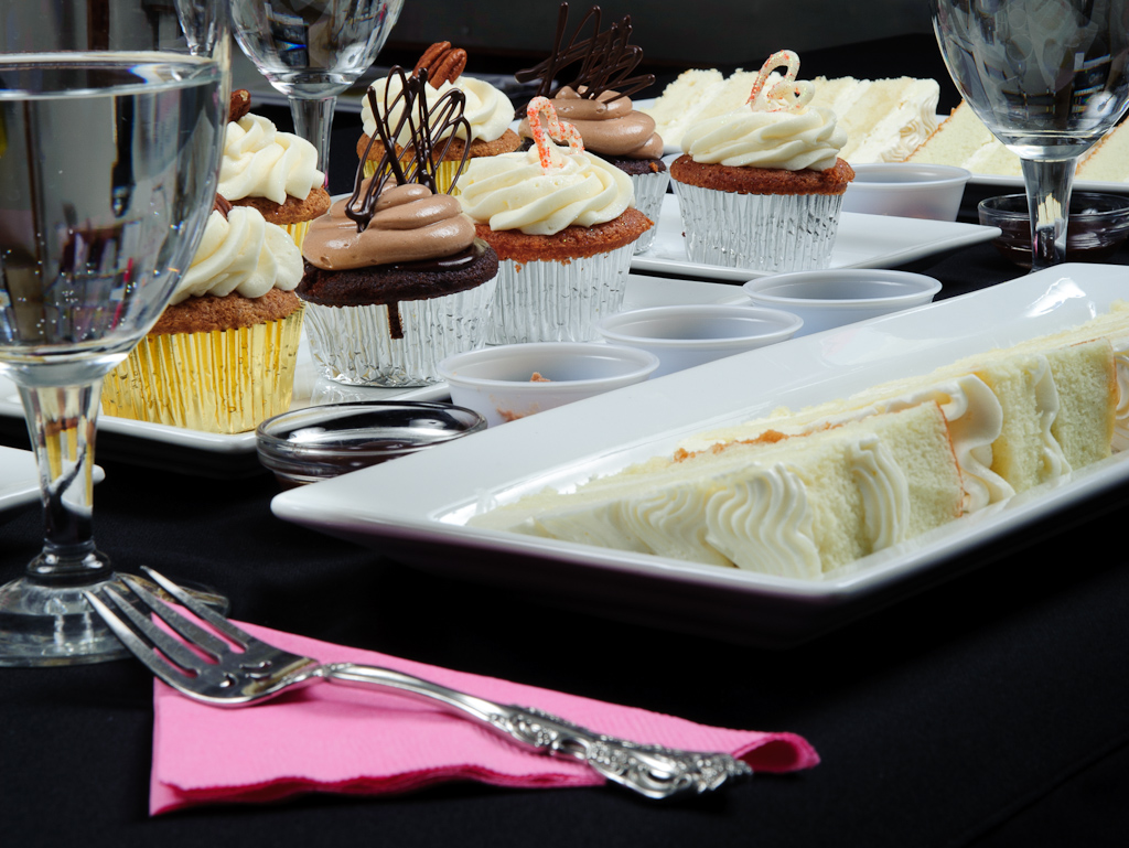 Wedding Cake Tasting, Too Pretty To Eat, Brides, Cake Samples