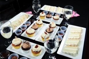 2012-09-07 Wedding Cake Tasting